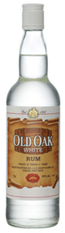 Angostura Rum Old Oak White 80@